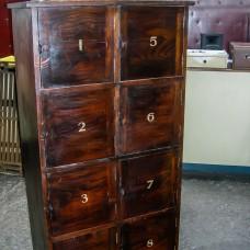 Timber Lockers
