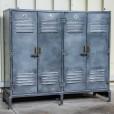 4 Door Steel Cupboards
