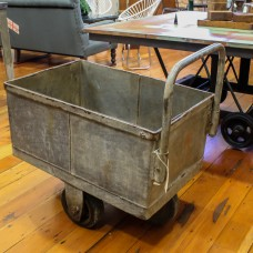 Galvanised Steel Cart
