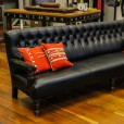 Union Billiard Settee