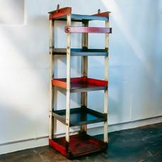 Steel Square Shelf