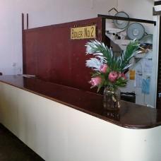 Boiler Room Counter