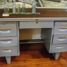 Jarrah Top Desk