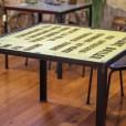 Radiant Boiler Table