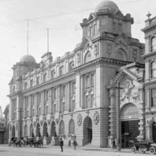 Queen Street Post Office