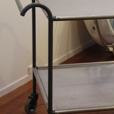 Stainless Hospital Trolley
