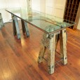 Railways Trestle Table